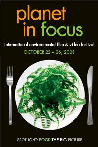 Raw milk film is featured in the 9th annual Planet in Focus film festival in Toronto, May 23, 2008