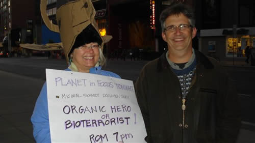 Spreading a mesage of hope for raw milk lovers everywhere