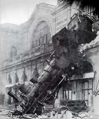 Train wreck picture from Bill Marler's blog